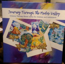 """JourneyThrough the Modes Valley"", Schema Therapy board game for children and adolescents"